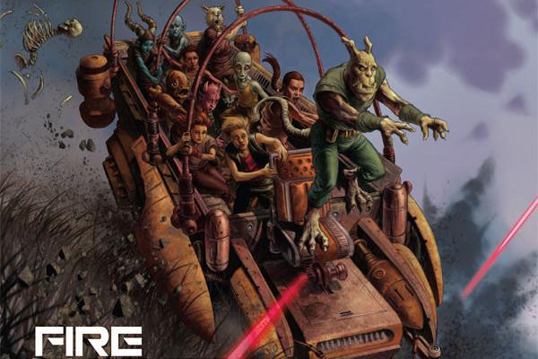 Star Wars: Dark Times – Fire Carrier #3 Review