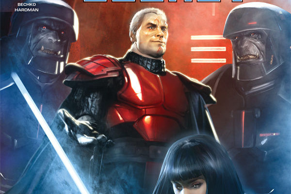 Star Wars: Legacy Volume 2 #2 Review