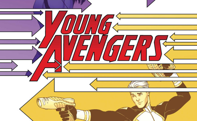 Young Avengers #4 Review