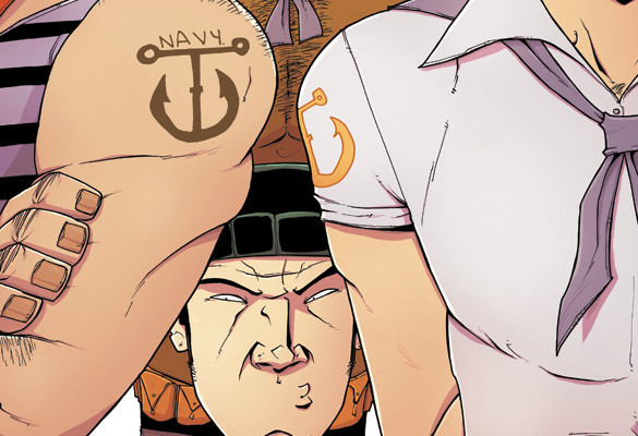 TOP 5 Asian American Comic Book Heroes In The Mainstream