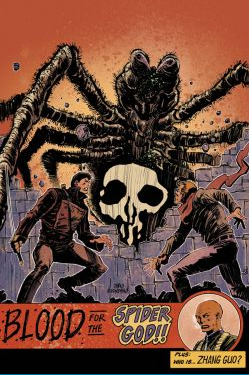 Five Ghosts: The Haunting of Fabian Gray #2 Review