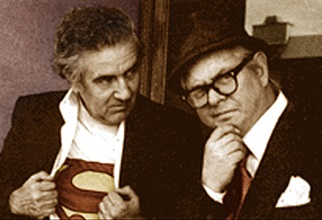 With Great Chutzpah Comes Great Responsibility: DO JEWS RUN COMICS?