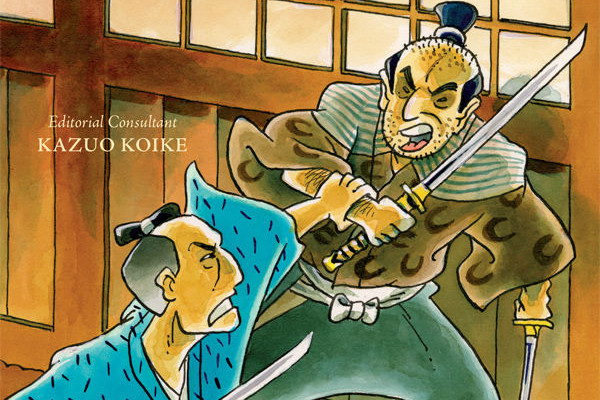 47 Ronin #4 Review