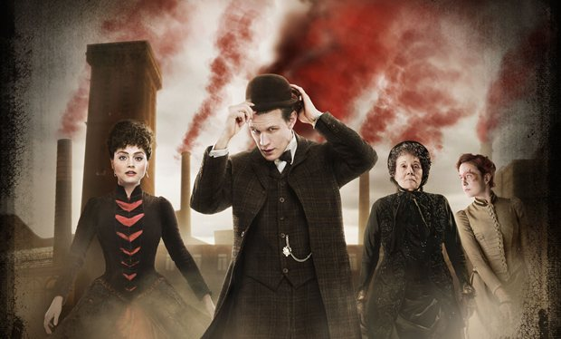 DOCTOR WHO: Everything You Need to Know About THE CRIMSON HORROR
