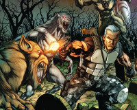 Grimm Fairy Tales presents Werewolves: The Hunger #1 Review