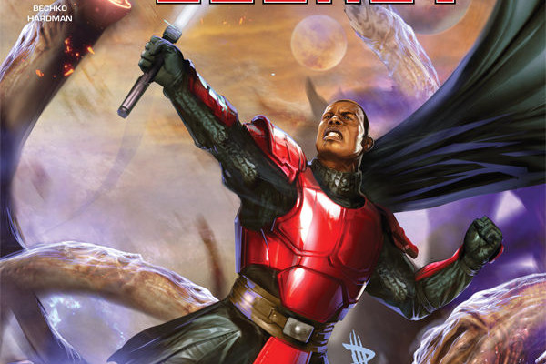Star Wars: Legacy Volume 2 #3 Review