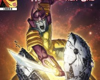 Transformers: Regeneration One #91 Review