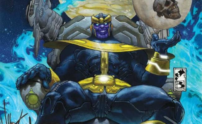 Thanos Rising #2 Review
