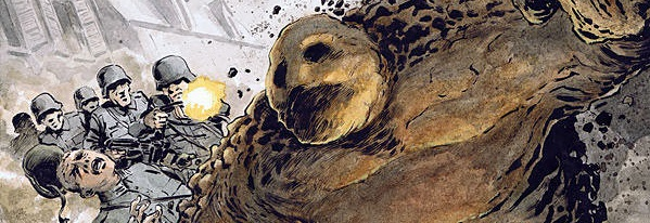 Steve Niles: Jew or Not a Jew? Breath of Bones: A Tale of the Golem Preview