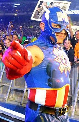 Top 10 Comic Book Tributes in Pro Wrestling