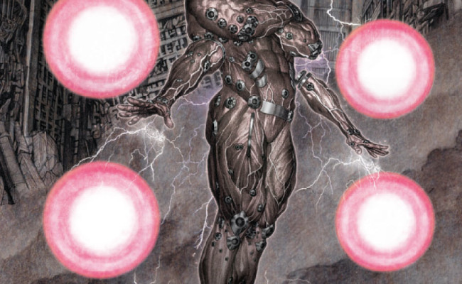 AGE OF ULTRON #9 Review