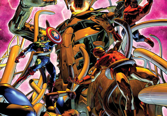 AGE OF ULTRON #10 Review