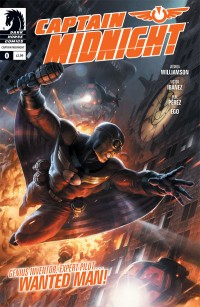 Captain Midnight #0 Review