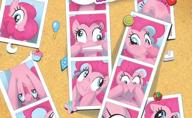 My Little Pony Micro-Series #5: Pinkie Pie Review