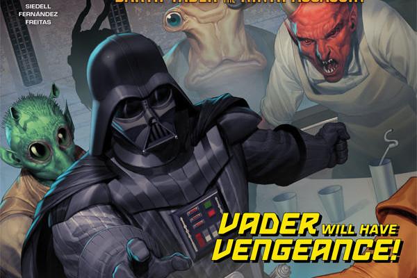 Star Wars: Darth Vader and the Ninth Assassin #3 Review