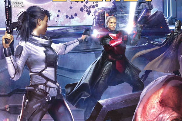 Star Wars: Legacy Volume 2 #4 Review