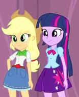 Looking at the New Equestria Girls Trailer