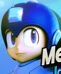 Looking at the Super Smash Bros. 4 trailers, Mega Man Joins the Fray!