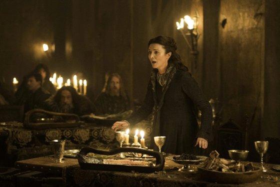GAME OF THRONES Season 3 Episode 9 Review: Wedding Season