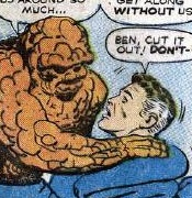 With Great Chutzpah Comes Great Responsibility: JACK KIRBY VS. MR. FANTASTIC