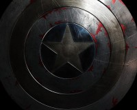 Cap's Shield Takes A Beating in First CAPTAIN AMERICA: THE WINTER SOLDIER Poster