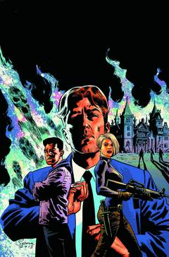 Ghosted #1 Review