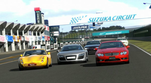 And The Weirdest Movie Adaptation Announcement Goes To…. GRAN TURISMO!