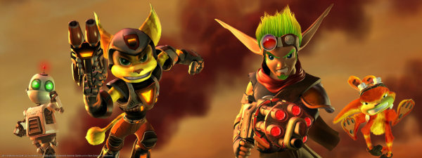 Could We Be Getting A RATCHET & CLANK/JAK & DAXTER Crossover?!