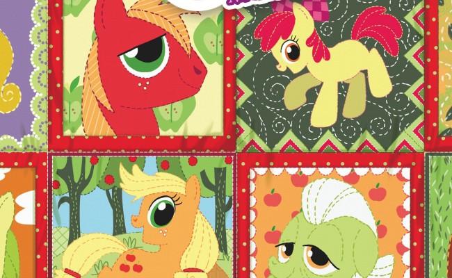 My Little Pony Micro-Series #6: Applejack Review