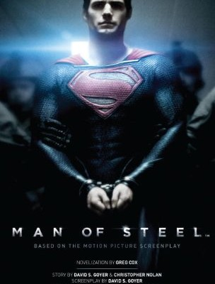 EXCLUSIVE: Interview with Greg Cox, Author of MAN OF STEEL, the novelization.