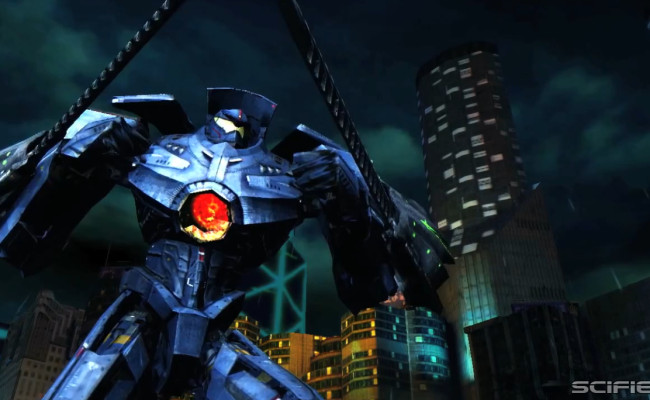PACIFIC RIM: THE MOBILE GAME Review (iOS)