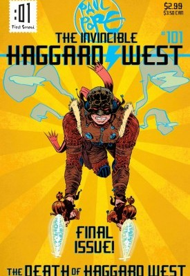 Advance Review: The Death of Haggard West (One-Shot)