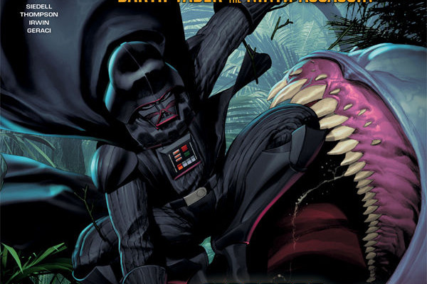 Star Wars: Darth Vader and the Ninth Assassin #4 Review