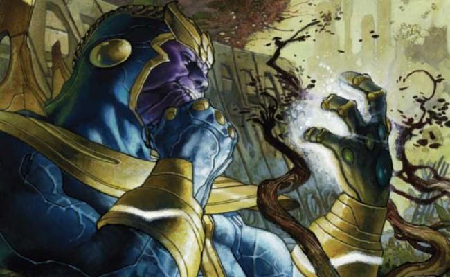 Thanos Rising #4 Review