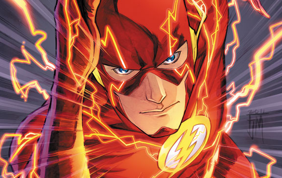 """""""FLASH"""" UPDATE : Network confirms it's happening! And Superpowers coming to ARROW?"""