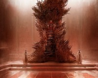 The Original IRON THRONE Is So Much Cooler Than The One in GAME OF THRONES