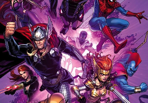 The New MARVEL EVENT IS: INHUMANITY!