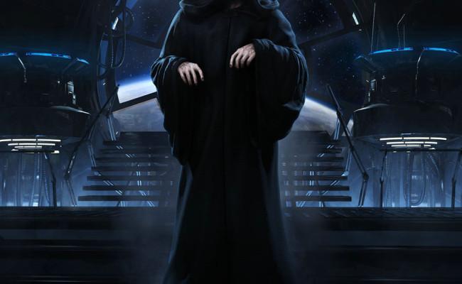 RUMOR: PALPATINE'S STAR WARS EPISODE 7 Role Revealed?