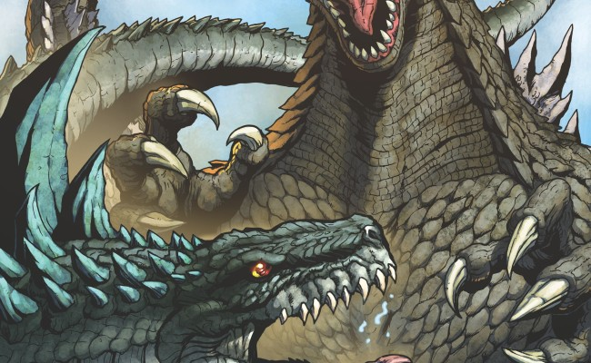 Godzilla: Rulers of Earth #2 Review