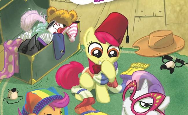 My Little Pony Micro-Series #7: Cutie Mark Crusaders