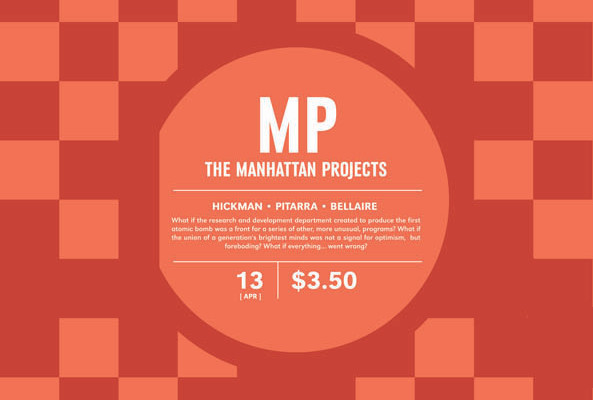 Manhattan Projects #13 Review