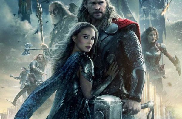 New Thor: The Dark World Poster Showcases ENTIRE Cast