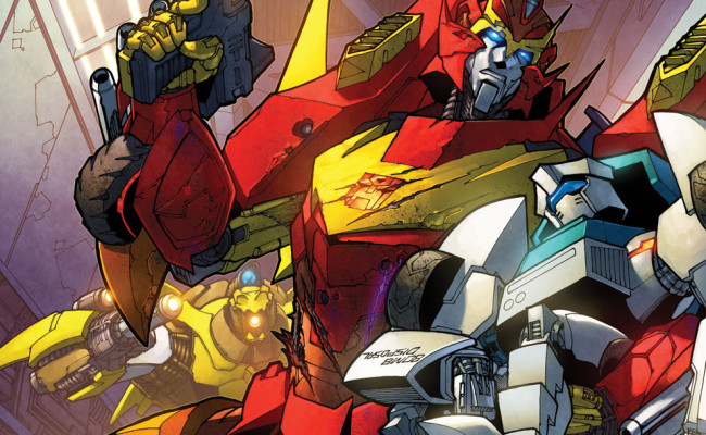 Transformers: More Than Meets The Eye #20 Review