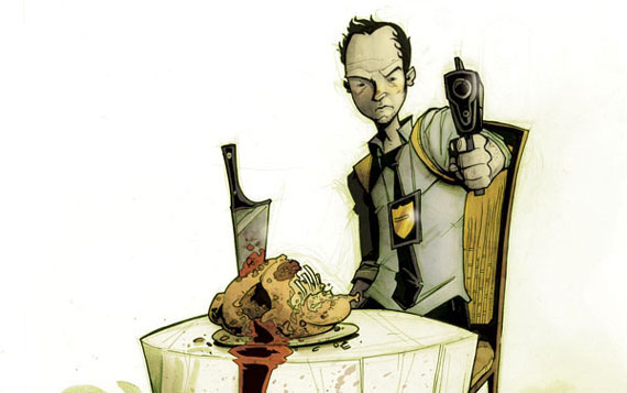 A CHEW TV Adaptation Might *Actually* Happen Now