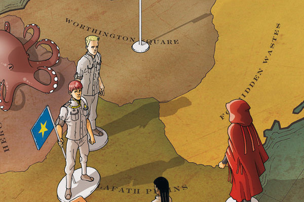 Great Pacific #9 Review