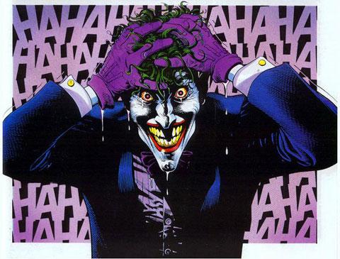 You're Wrong Morrison!!!  Batman Doesn't Kill the Joker in THE KILLING JOKE