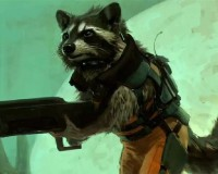Marvel Confirm Bradley Cooper for Rocket Raccoon in Guardians of the Galaxy