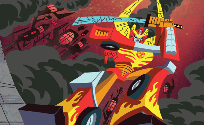 Transformers: More Than Meets The Eye #21 Review