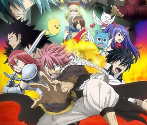Get Ready For More Magical Mayhem! Fairy Tail the Movie is Coming Soon!