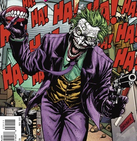 Contrarian Fanboy: Your 3-D Villains Month Issues Will BE WORTHLESS!